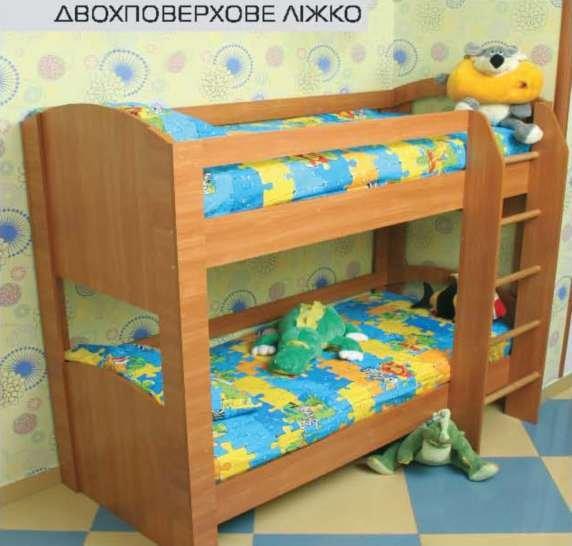 Двухъярусная кровать из мдф своими руками 25